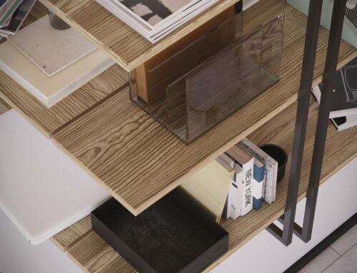 Libreria modulare Shell